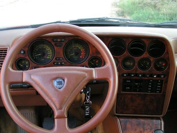 1989 Lancia Thema - Interior Pictures - CarGurus