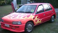 Picture of 1990 Daihatsu Charade, exterior, gallery_worthy