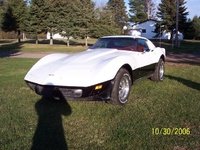 1977 Chevrolet Corvette Coupe picture, exterior