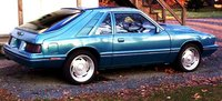 Picture of 1984 Mercury Capri, exterior