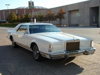 1977 Lincoln Continental, 1979 Lincoln Mark V picture, exterior