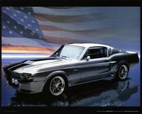 1967 Ford Mustang Shelby GT500 picture, exterior