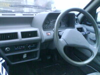 Picture of 1990 Nissan Micra, interior