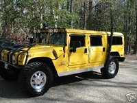 Picture of 2004 Hummer H1 4 Dr STD Turbodiesel 4WD SUV, gallery_worthy