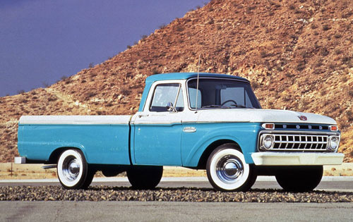 1964 Ford F 100 Pictures Cargurus