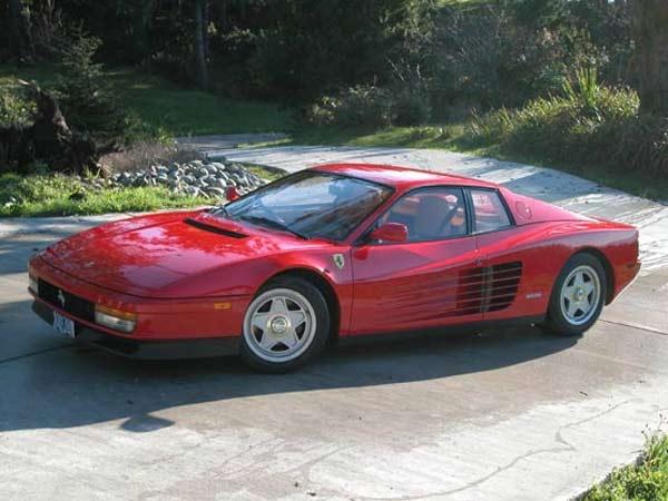 1987 Ferrari Testarossa - Pictures - CarGurus