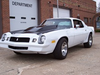 1981 Chevrolet Camaro Overview