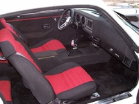 Picture of 1981 Chevrolet Camaro, interior
