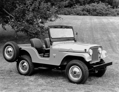 Picture of 1956 Jeep CJ5