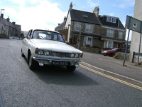 1968 Rover 3500 Overview