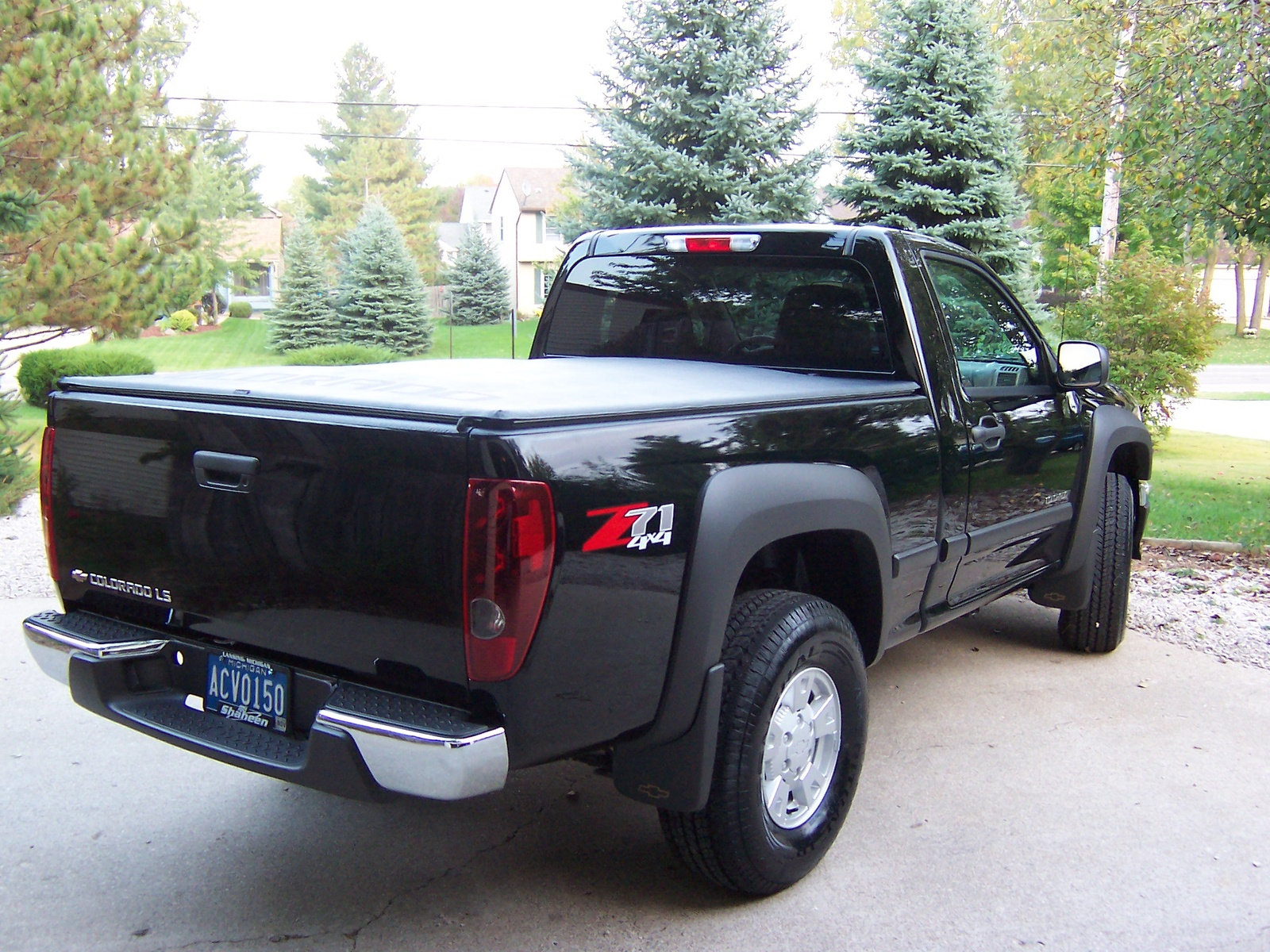 picture of 2005 chevrolet colorado 2 dr z71 ls 4wd standard cab sb. Cars Review. Best American Auto & Cars Review