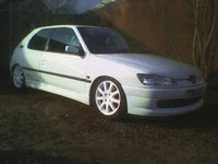 Picture of 1999 Peugeot 306, exterior, gallery_worthy
