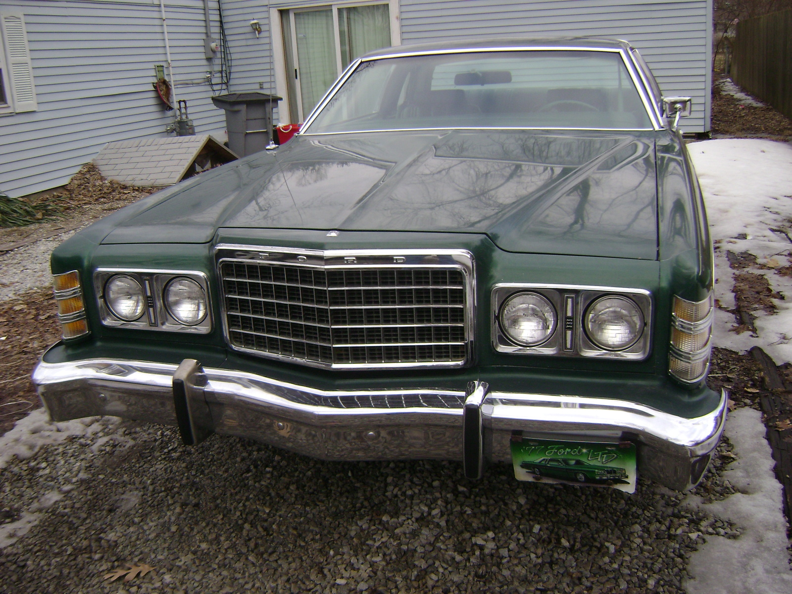 Picture of 1977 Ford LTD, exterior