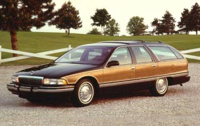 1990 Buick Estate Wagon Buick Estate Wagon 4dr STD Wagon picture