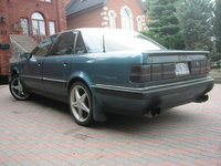 1993 Audi V8 Picture Gallery