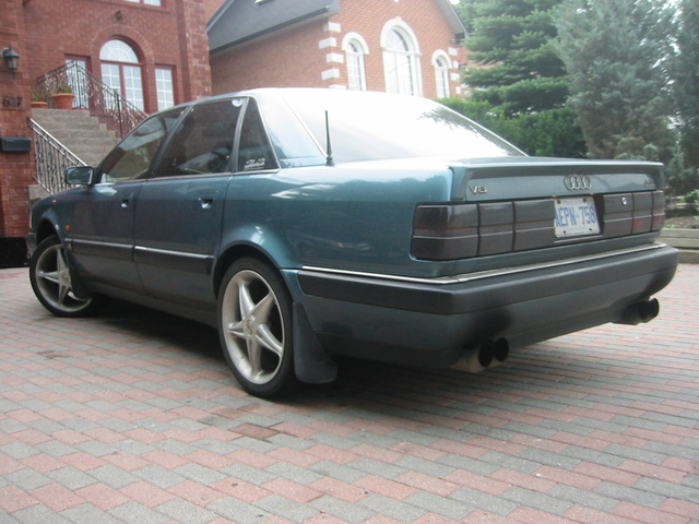 Picture of 1993 Audi V8 4 Dr quattro AWD Sedan