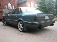 1993 Audi V8 Overview
