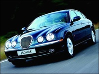 2006 Jaguar S-Type R picture, exterior