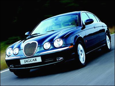 2006 Jaguar S-Type R picture