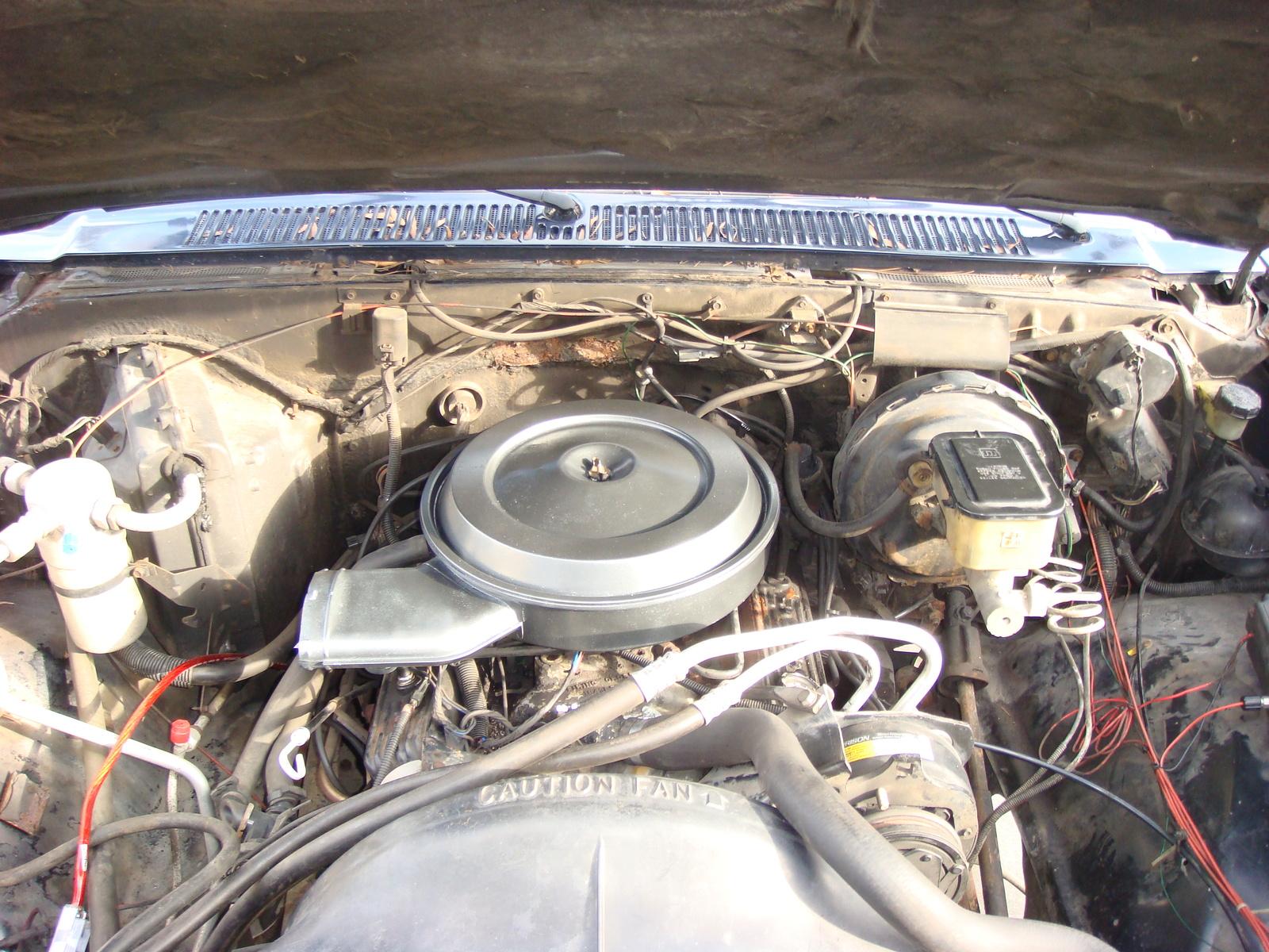 1986 Chevrolet S 10 Blazer 4x4