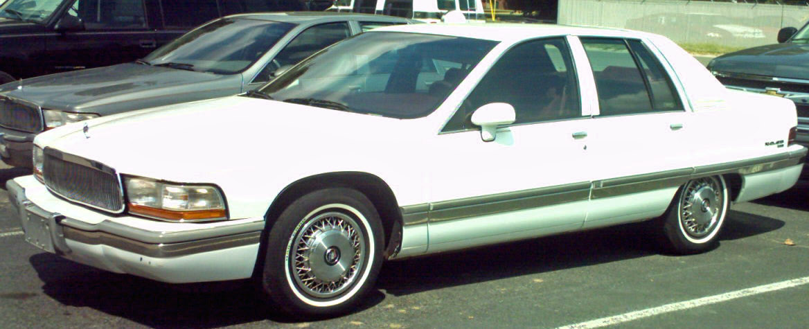 1996 Buick Roadmaster Estate Wagon. 1993 Buick Roadmaster 4 Dr