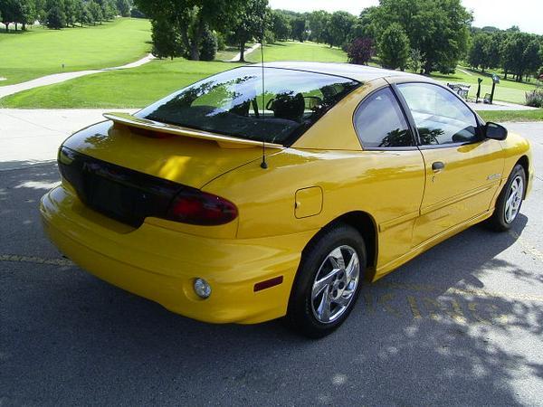 2000 Pontiac Sunfire Overview Cargurus