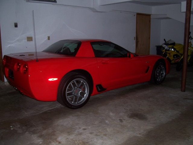 Picture of 2004 Chevrolet Corvette, exterior, gallery_worthy