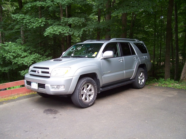 Picture of 2003 Toyota 4Runner Sport Edition 4WD
