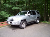 2003 Toyota 4Runner Overview