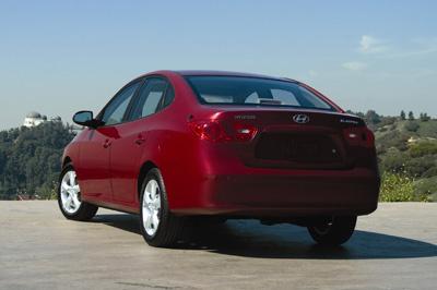 Picture of 2008 Hyundai Elantra GLS Sedan FWD, exterior, gallery_worthy