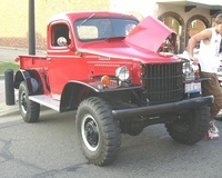 1945 Dodge Power Wagon Overview