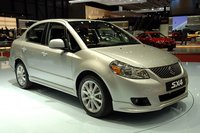 Picture of 2007 Suzuki SX4 Base AWD, exterior, gallery_worthy