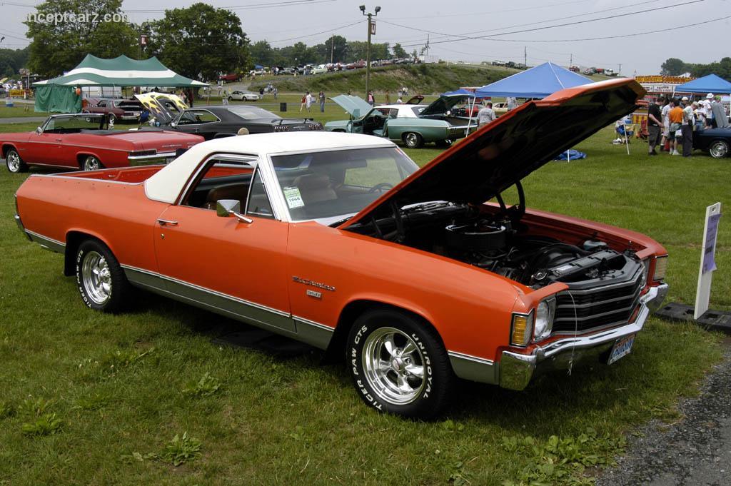 1972 Chevrolet El Camino Pictures Cargurus
