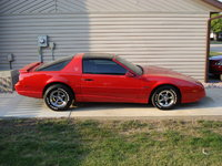 Picture of 1992 Pontiac Firebird Base, exterior, gallery_worthy