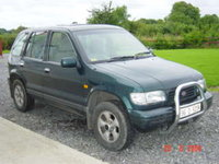 Picture of 1995 Kia Sportage Base 4WD, exterior