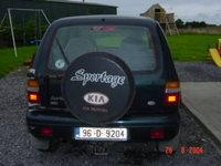 Picture of 1995 Kia Sportage Base 4WD