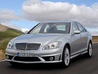 2004 Mercedes-Benz S-Class 4 Dr S600 Turbo Sedan, 2004 Mercedes-Benz S600 picture