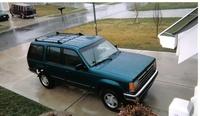 1992 Ford Explorer 4 Dr XLT SUV picture, exterior