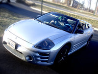 Picture of 2003 Mitsubishi Eclipse Spyder GTS Spyder, exterior, gallery_worthy