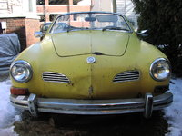 Picture of 1972 Volkswagen Karmann Ghia, exterior, gallery_worthy