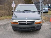 Picture of 1993 Chrysler Town & Country, exterior