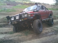 Picture of 1992 Toyota Hilux, exterior