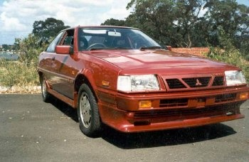 Picture of 1987 Mitsubishi Cordia