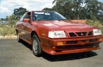 Picture of 1987 Mitsubishi Cordia