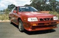 1987 Mitsubishi Cordia Overview