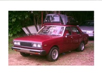 1982 Nissan Stanza picture, exterior