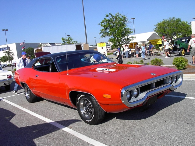 Picture of 1971 Plymouth GTX, exterior, gallery_worthy