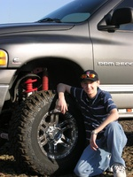 Picture of 2004 Dodge Ram Pickup 2500 Laramie Quad Cab SB 4WD, exterior