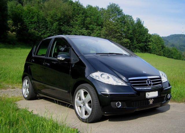 Picture of 2006 Mercedes-Benz A-Class