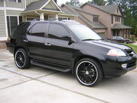 2002 Acura MDX Picture Gallery